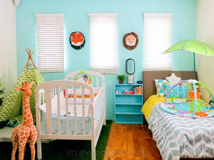Room 1 SheenaLovesSunsets.com-min