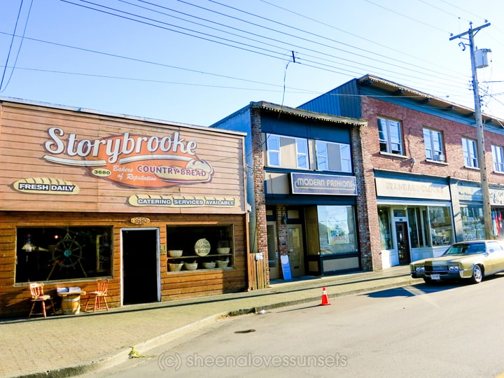 Once Upon a Time in Storybrooke Canada Film Location
