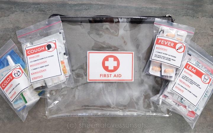First Aid 3 SheenaLovesSunsets.com