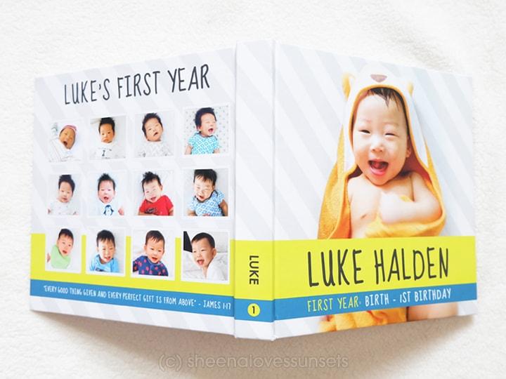 Luke Book 8 SheenaLovesSunsets.com