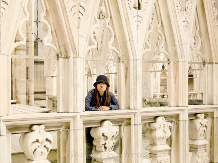 Duomo Rooftops Milan