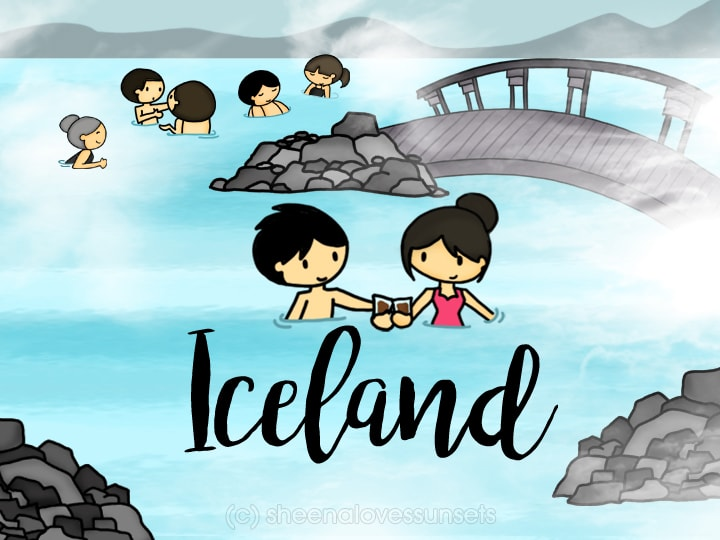 Dream Destination Sheena Loves Sunsets Iceland