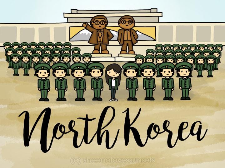Dream Destination Sheena Loves Sunsets North Korea
