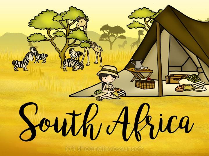 Dream Destination Sheena Loves Sunsets South Africa