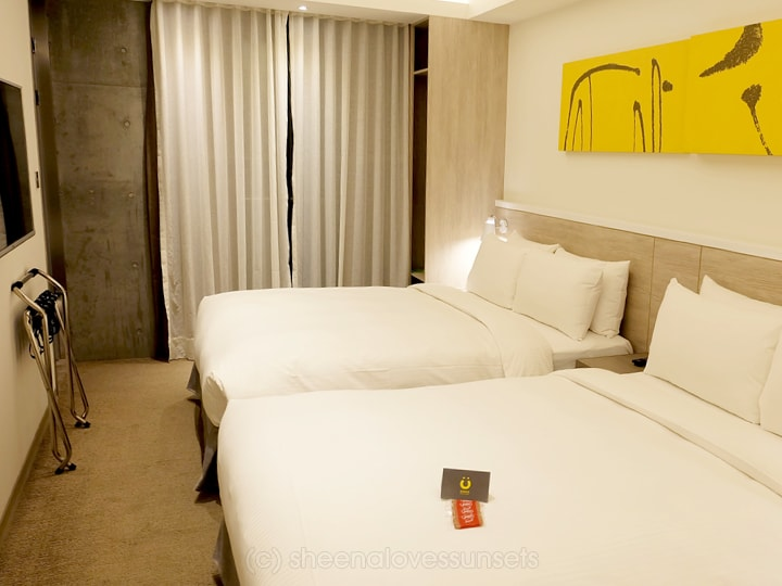 Taiwan City Inn Fuxing Sheena Loves Sunsets 5-min