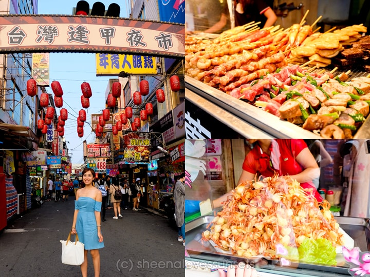 Day Trip to Taichung Feng Chia Night Market