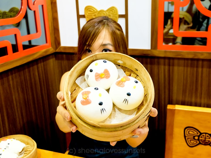 Hello Kitty Chinese Cuisine Hong Kong