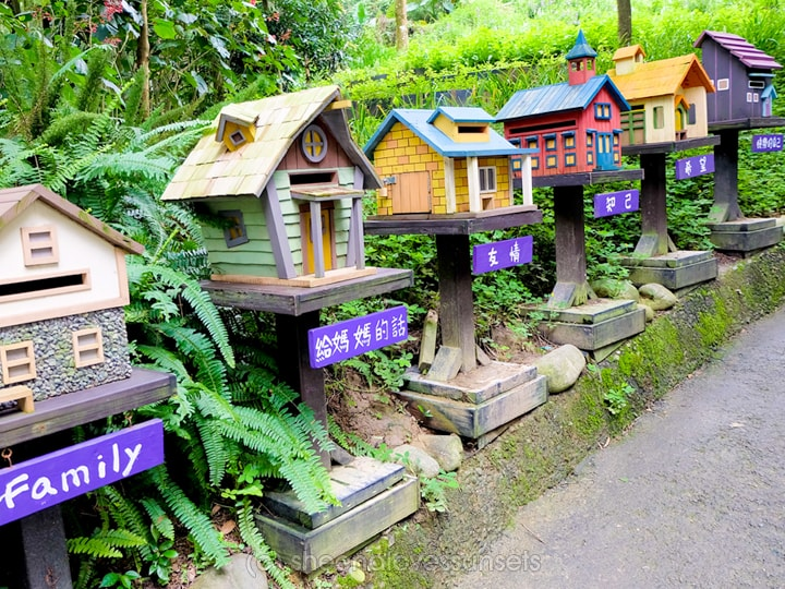 Lavender Cottage Taichung Taiwan